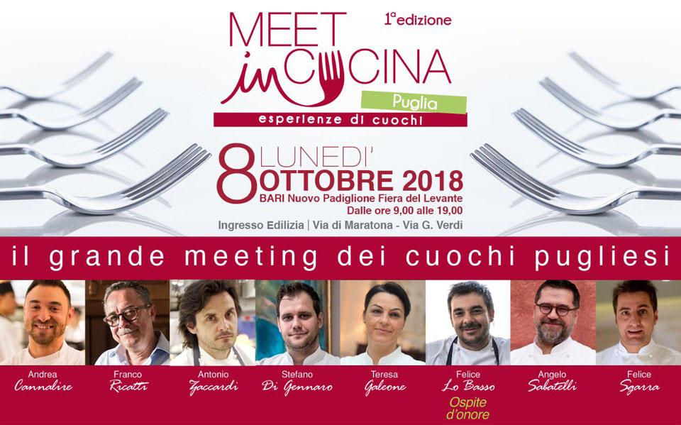 Meet in Cucina Puglia - Appuntamenti