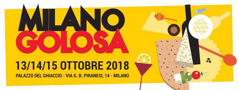 Milano Golosa 2018 - Appuntamenti