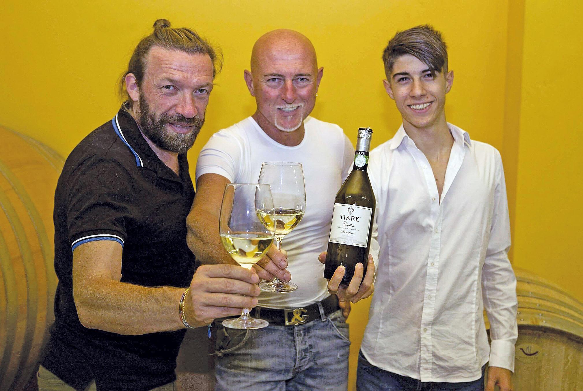 Sauvignon Tiare: Tre Bicchieri Gambero Rosso