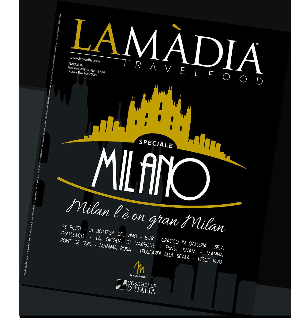 La Madia Travelfood Rivista Di Ristorazione E Ospitalità Pagina 12
