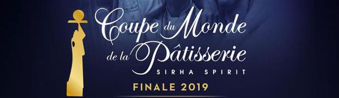 Coupe du Monde de la Pâtisserie 2019 - Lione