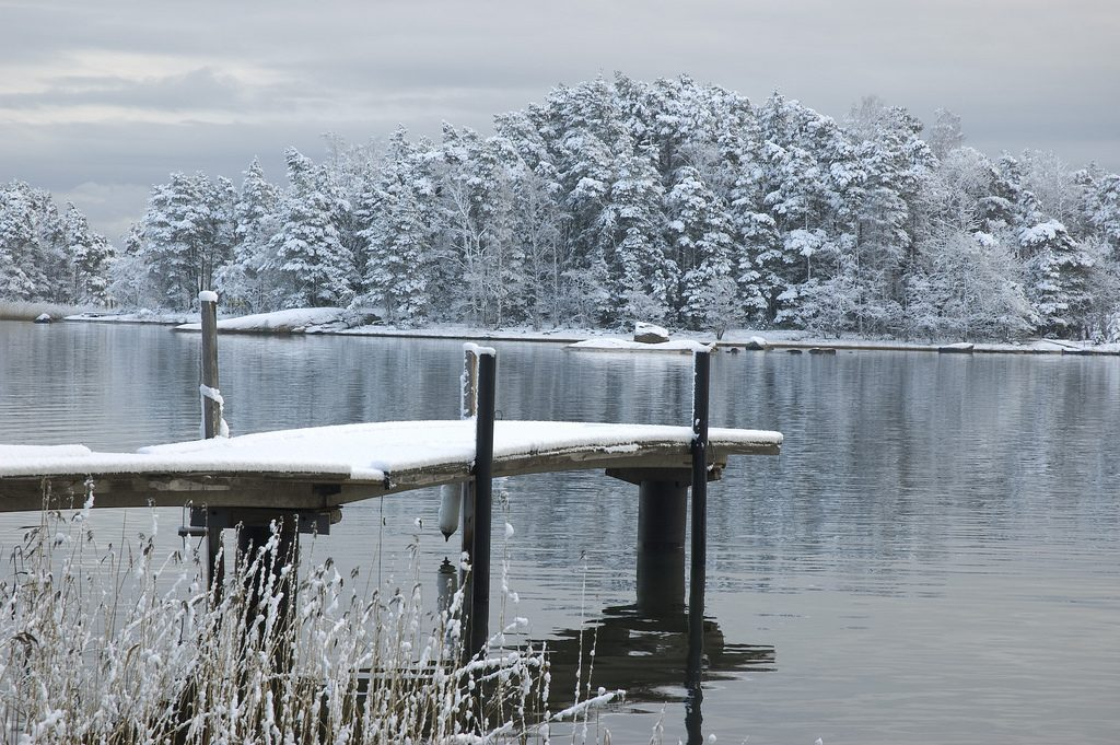 Holidu: le città più nevose d'Europa