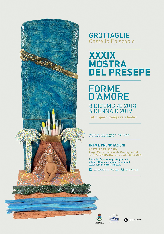 XXXIX mostra presepe, forme d'amore - Grottaglie