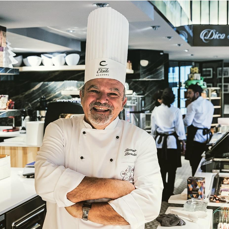 chef Rossano Boscolo apre I ragazzi dell'Étoile