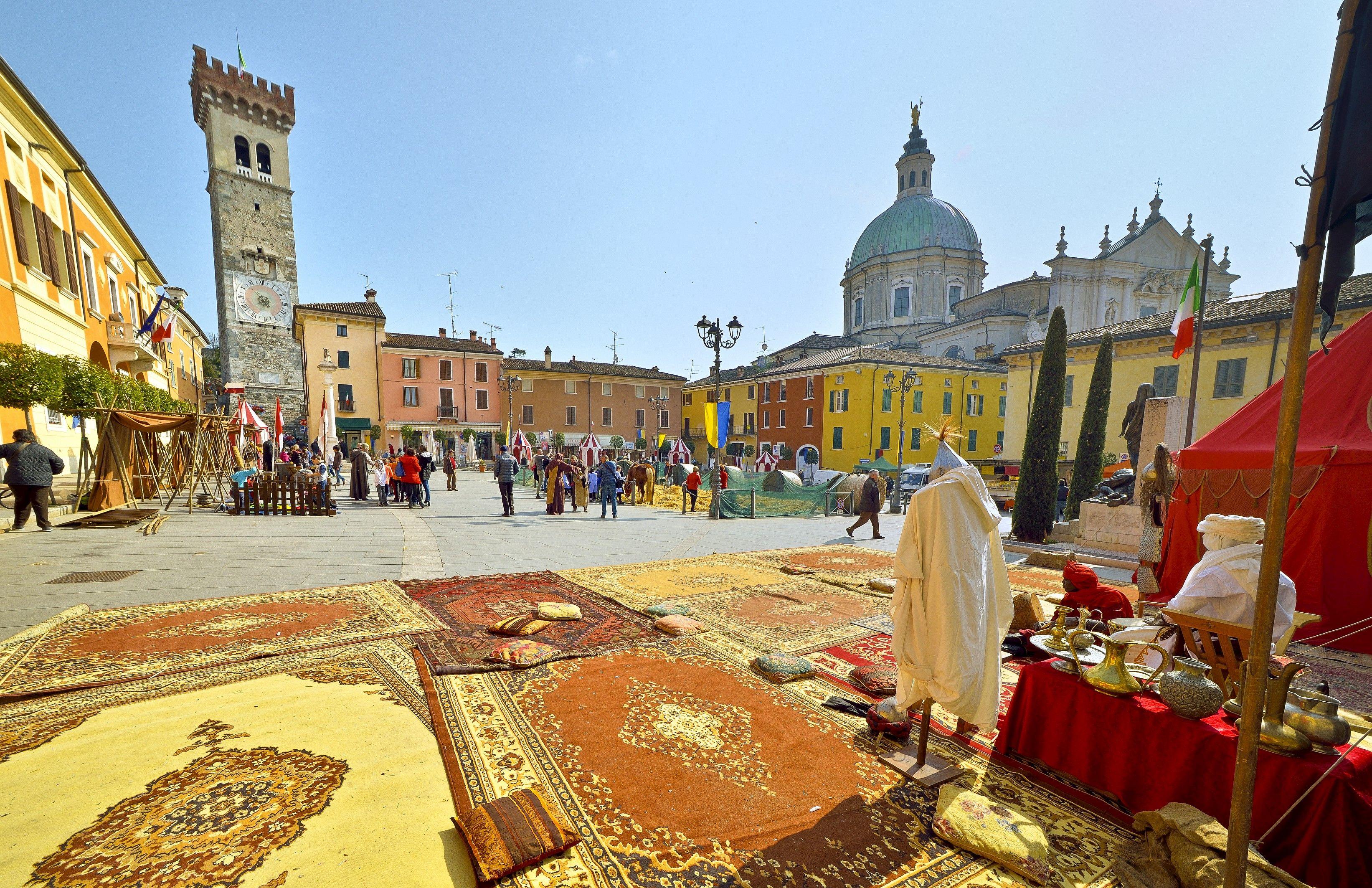 Cittadella in Festa fra arti e mestieri medievali - Lonato del Garda