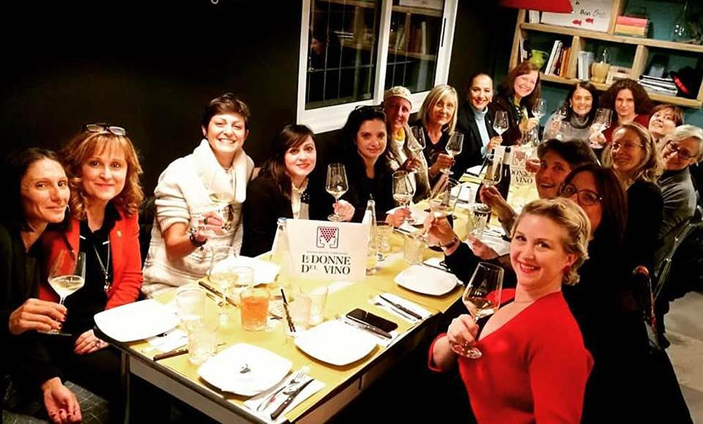 Donne Vino Romagna: eletta delegata e vice delegata
