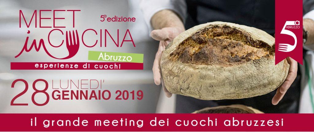 Meet in Cucina Abruzzo 5 edizione