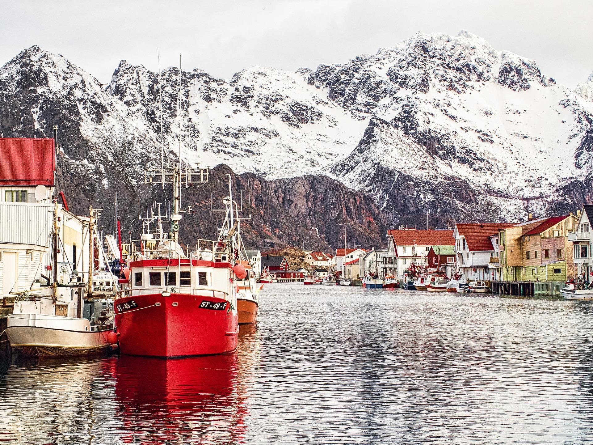 prodotti ittici norvegesi: esportazioni in crescita