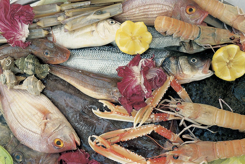 quantità pesce raccomandata: 200 g. alla settimana