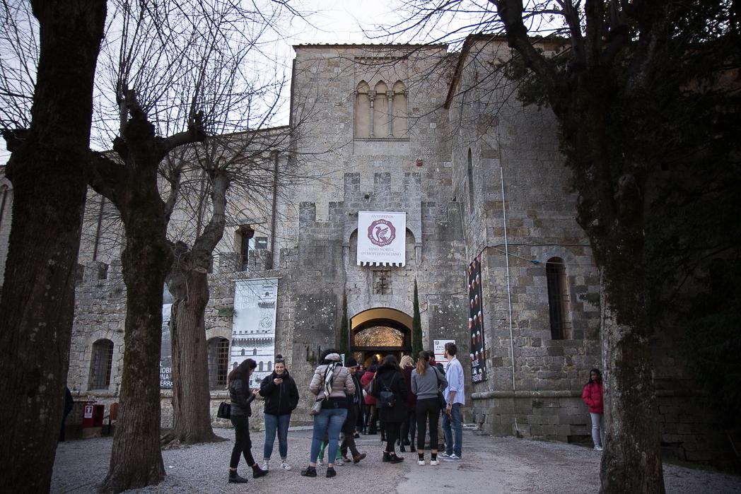 vino nobile di Montepulciano: dal 9 all'11 febbraio
