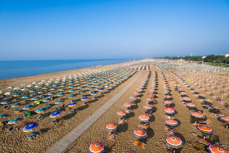 Stop fumo in spiaggia a Bibione