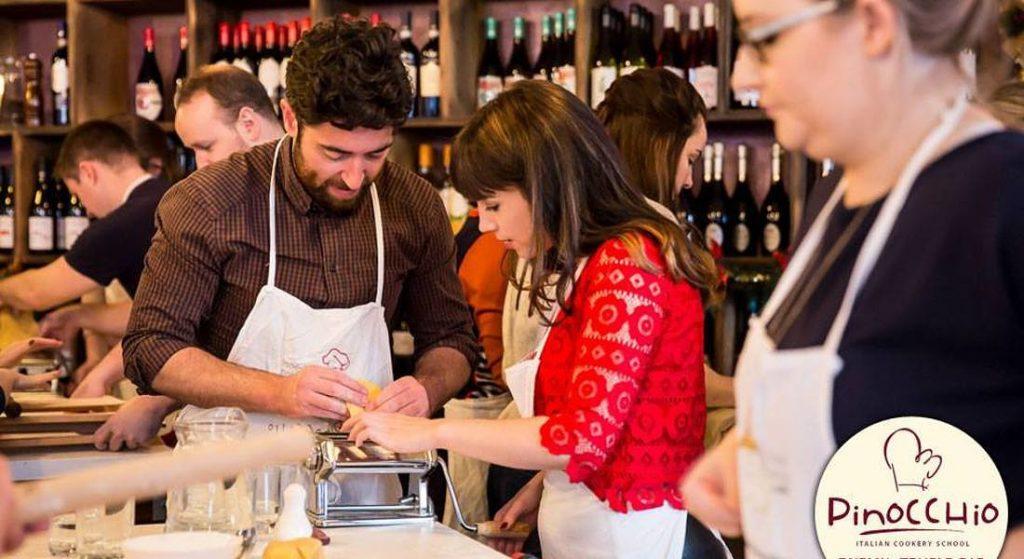 Italian Cookery School Dublino: nuovi corsi
