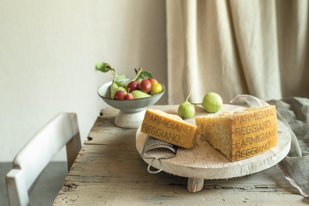 Parmigiano reggiano non solo sano e naturale
