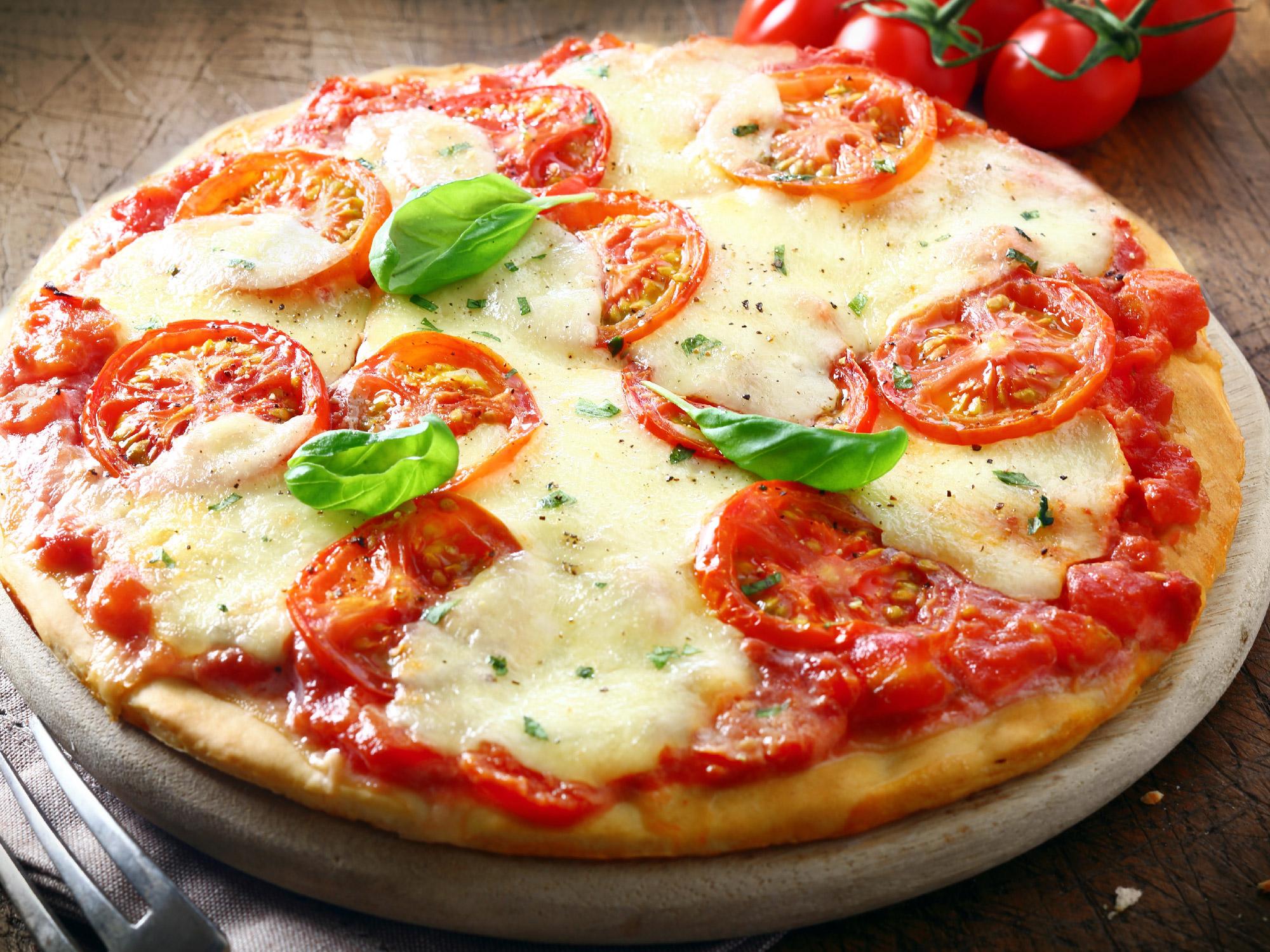 Pizza: elisir del buonumore