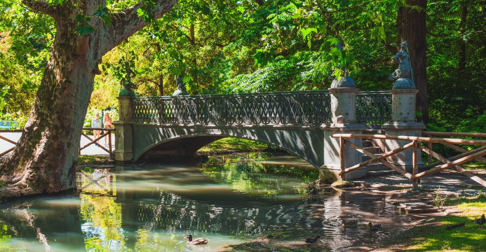 parchi più belli d'Italia: oasi urbane