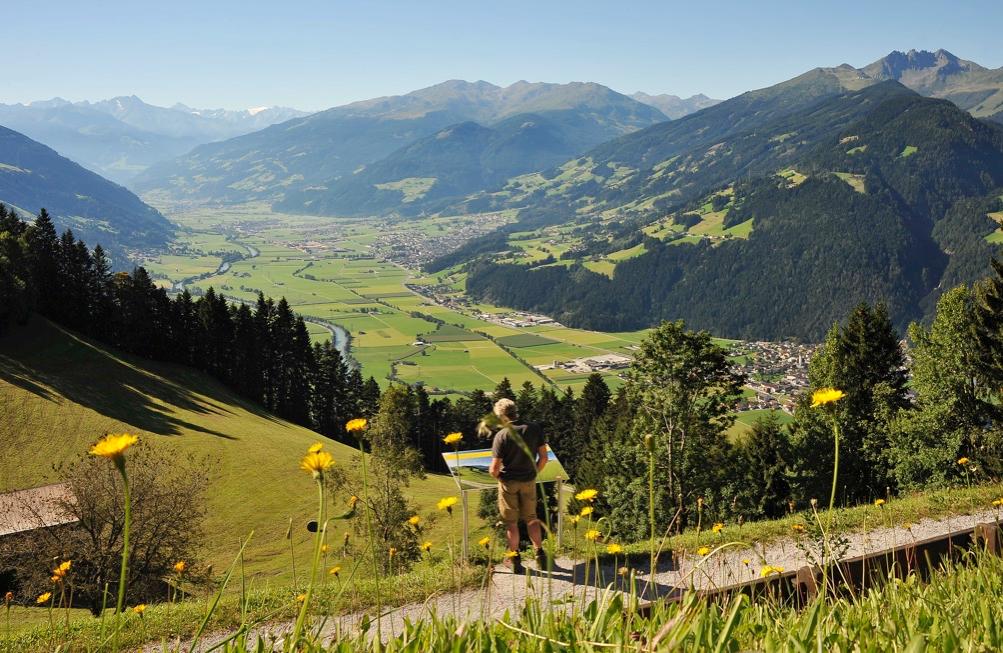 zillertal Ausria: la valle sostenibile