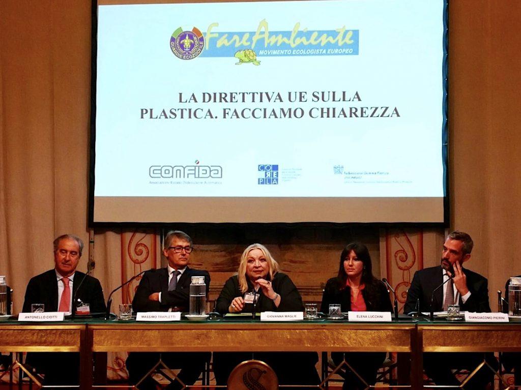 Plastica monouso - a rischio chiusura 30 aziende italiane