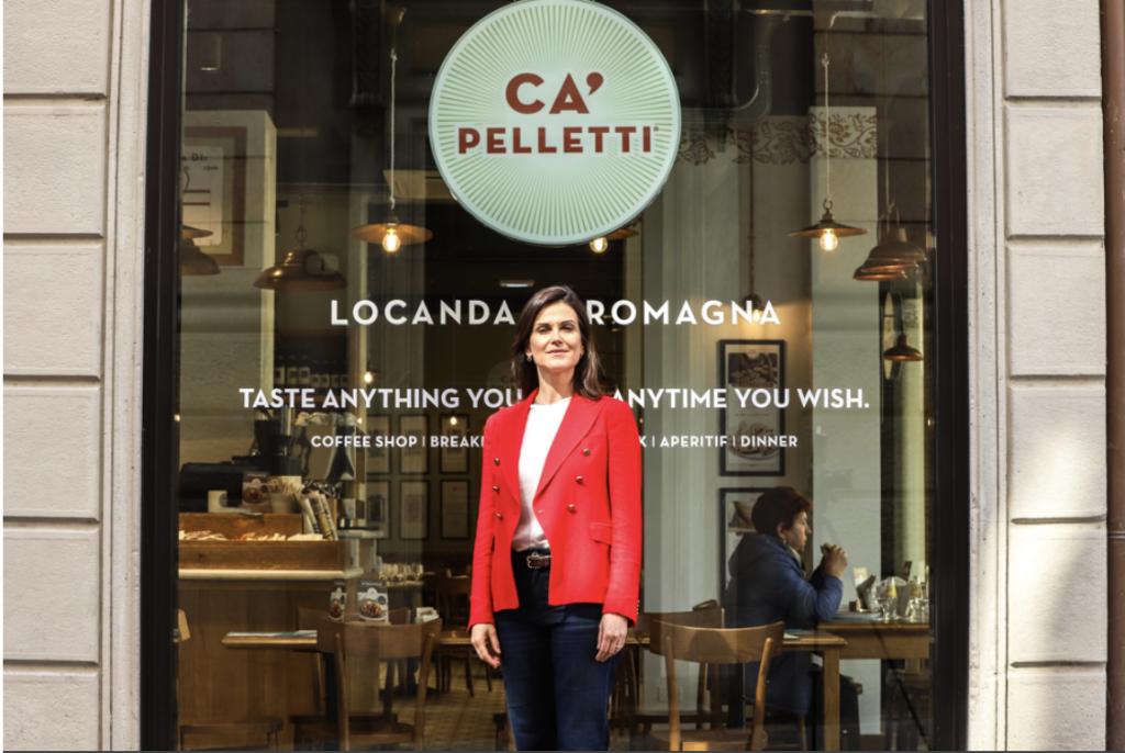 Ca' Pelletti arriva a Padova
