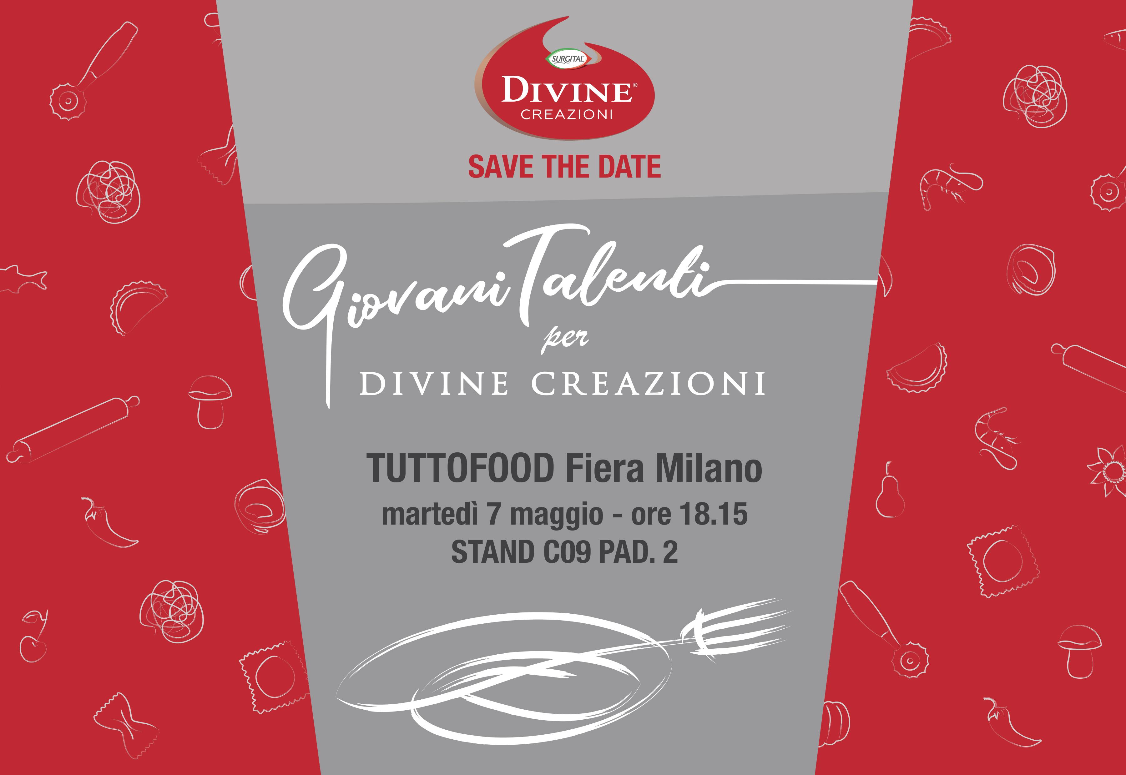 Giovani Talenti TuttoFood Milano