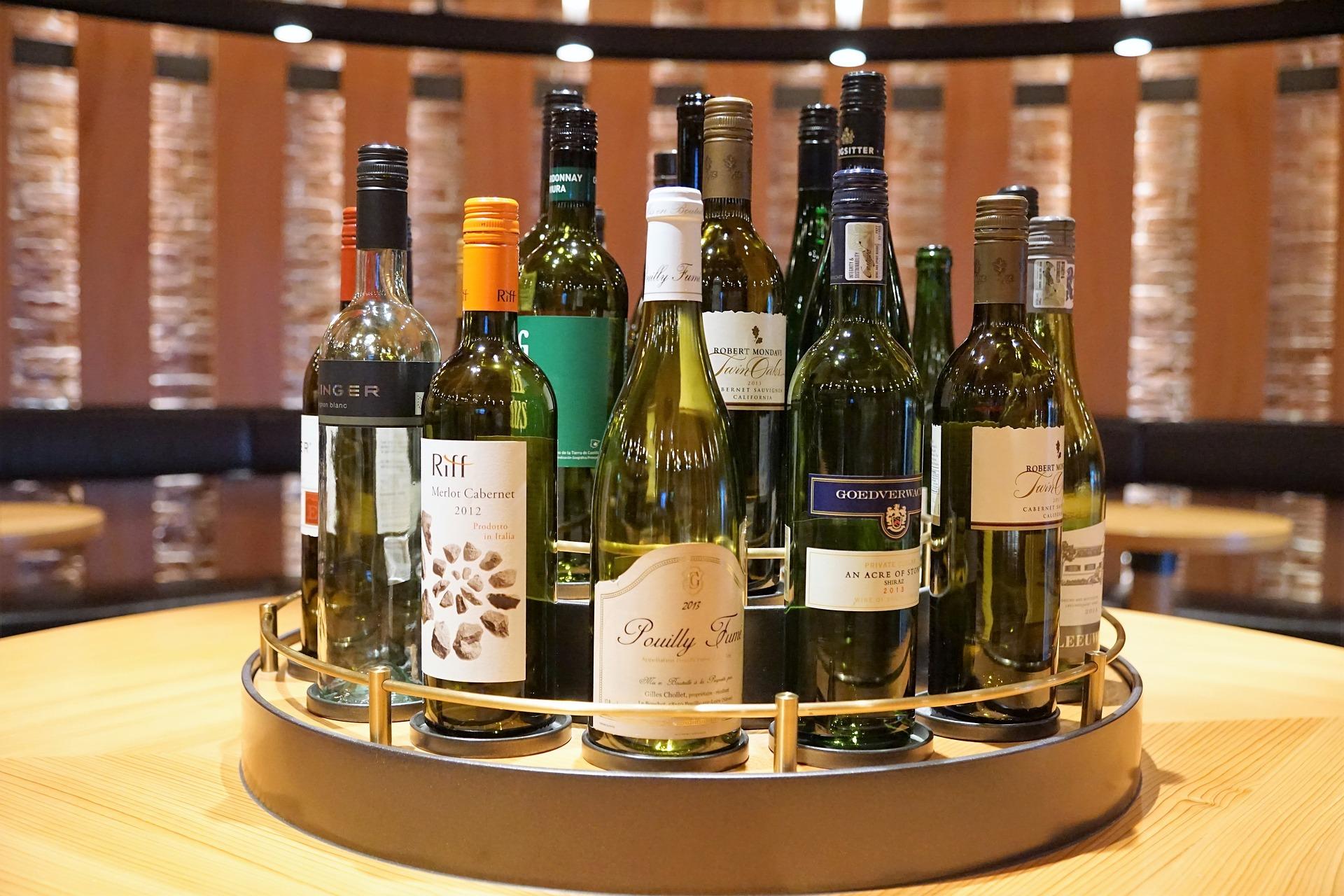 vini supermercato: la scelta dei consumatori