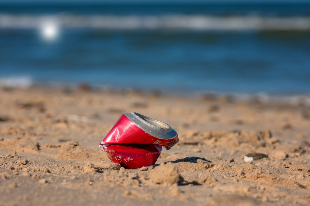 spiagge pulite dagli alunni di viserba