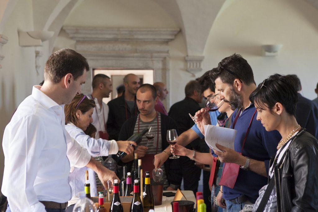 vino artigianale Naturale