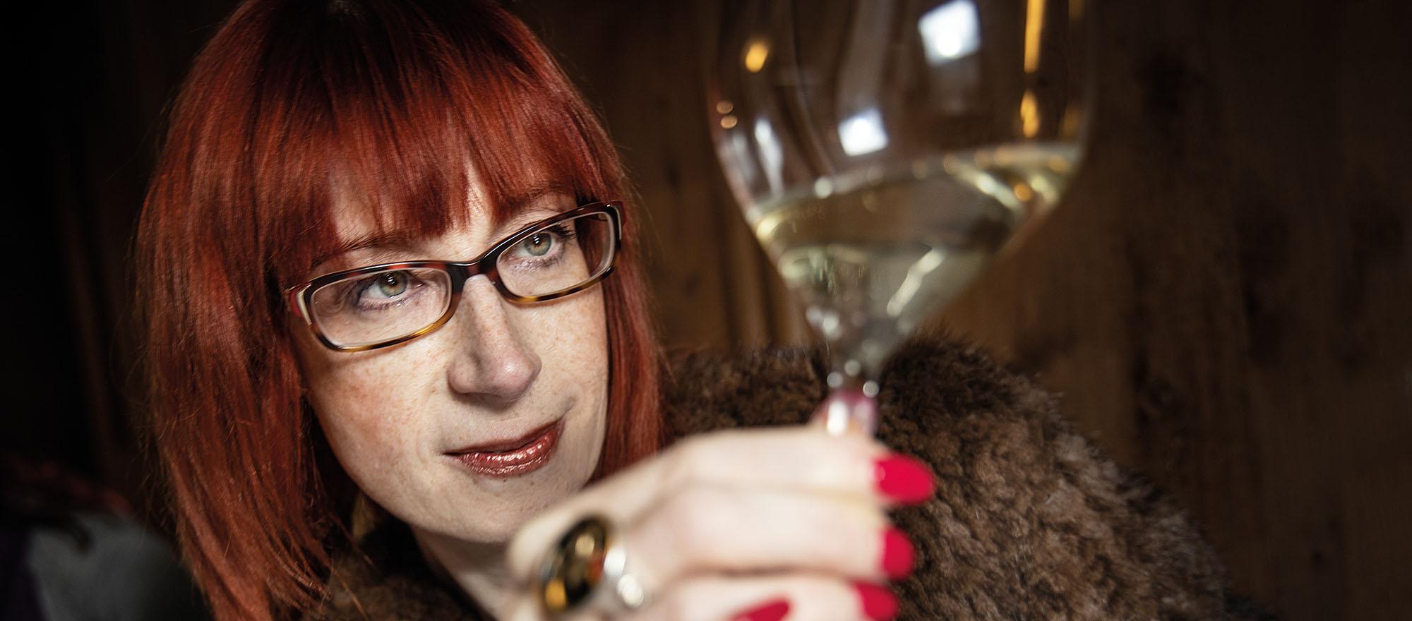 Alessandra Piubello: la sua passione per il vino
