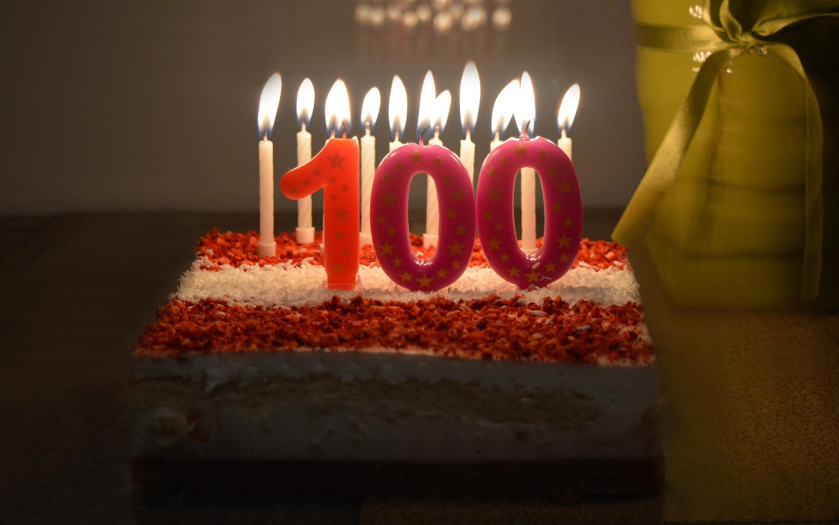 si festeggia i 100 per ristorante al pappagallo e cantina della volta