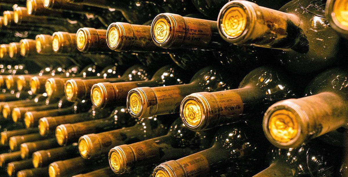 Conservare vino è un mestiere
