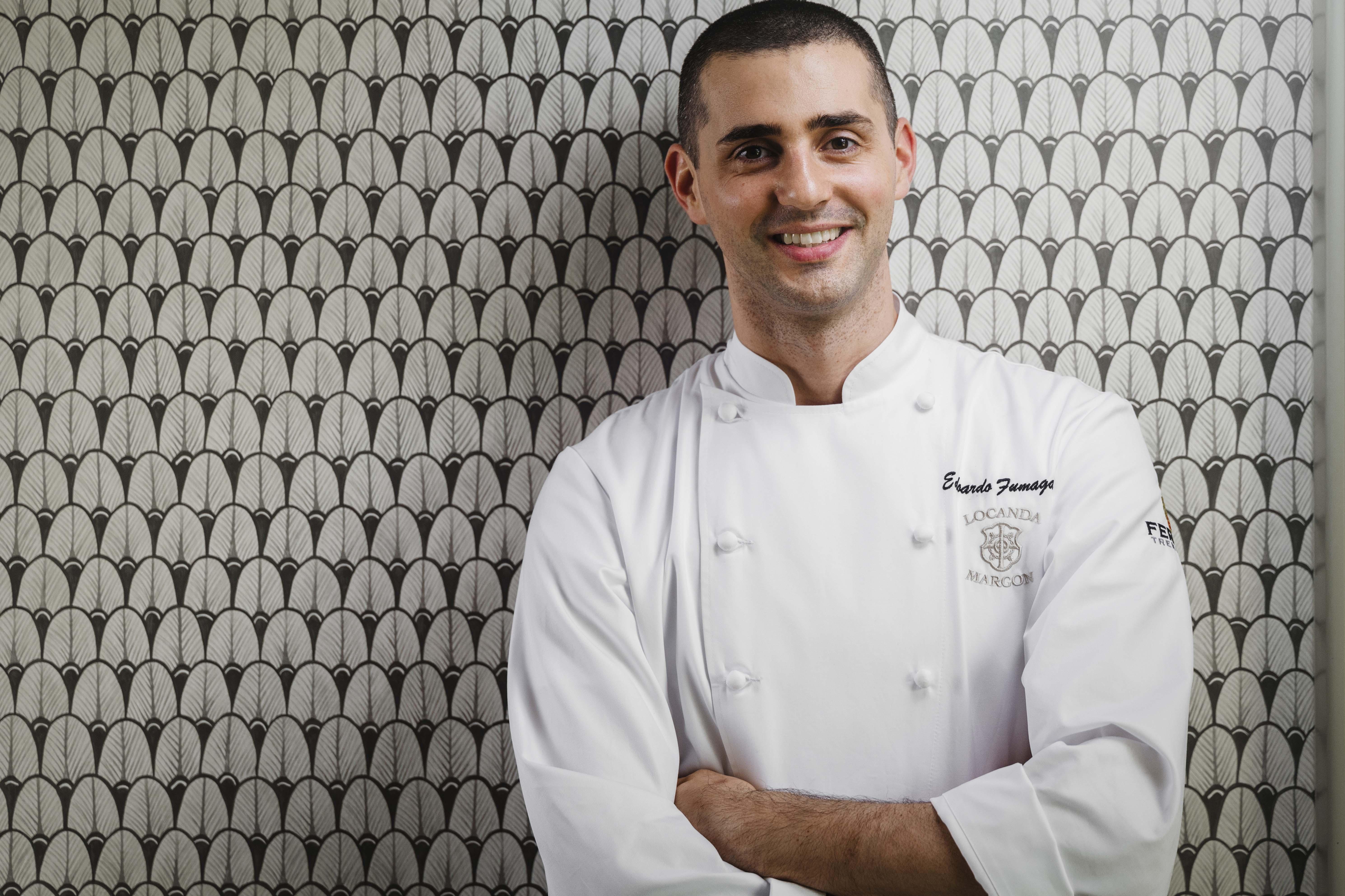 Edoardo Fumagalli è il nuovo chef di Locanda Margon