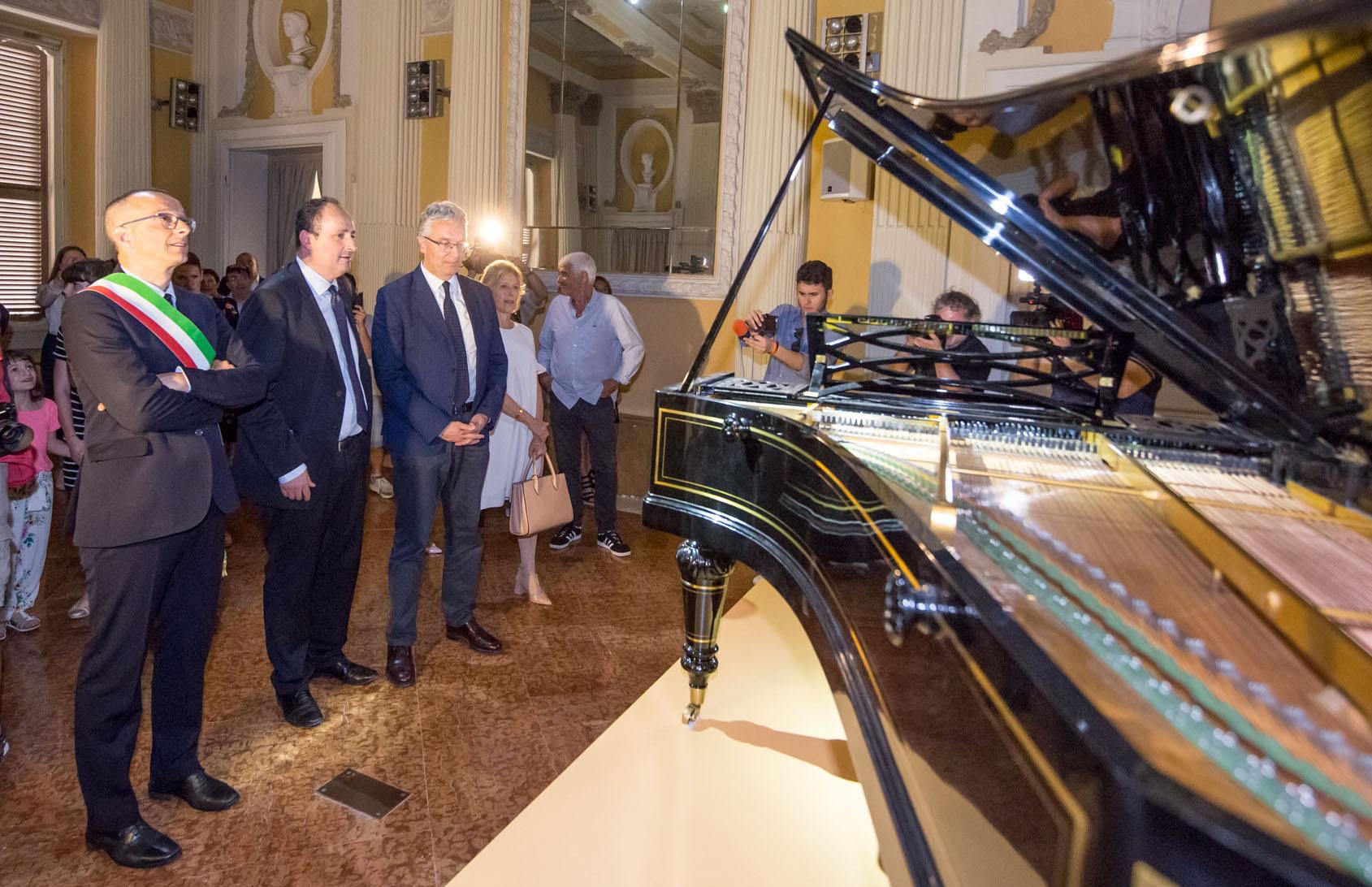 Museo Nazionale Rossini inaugurato a Pesaro
