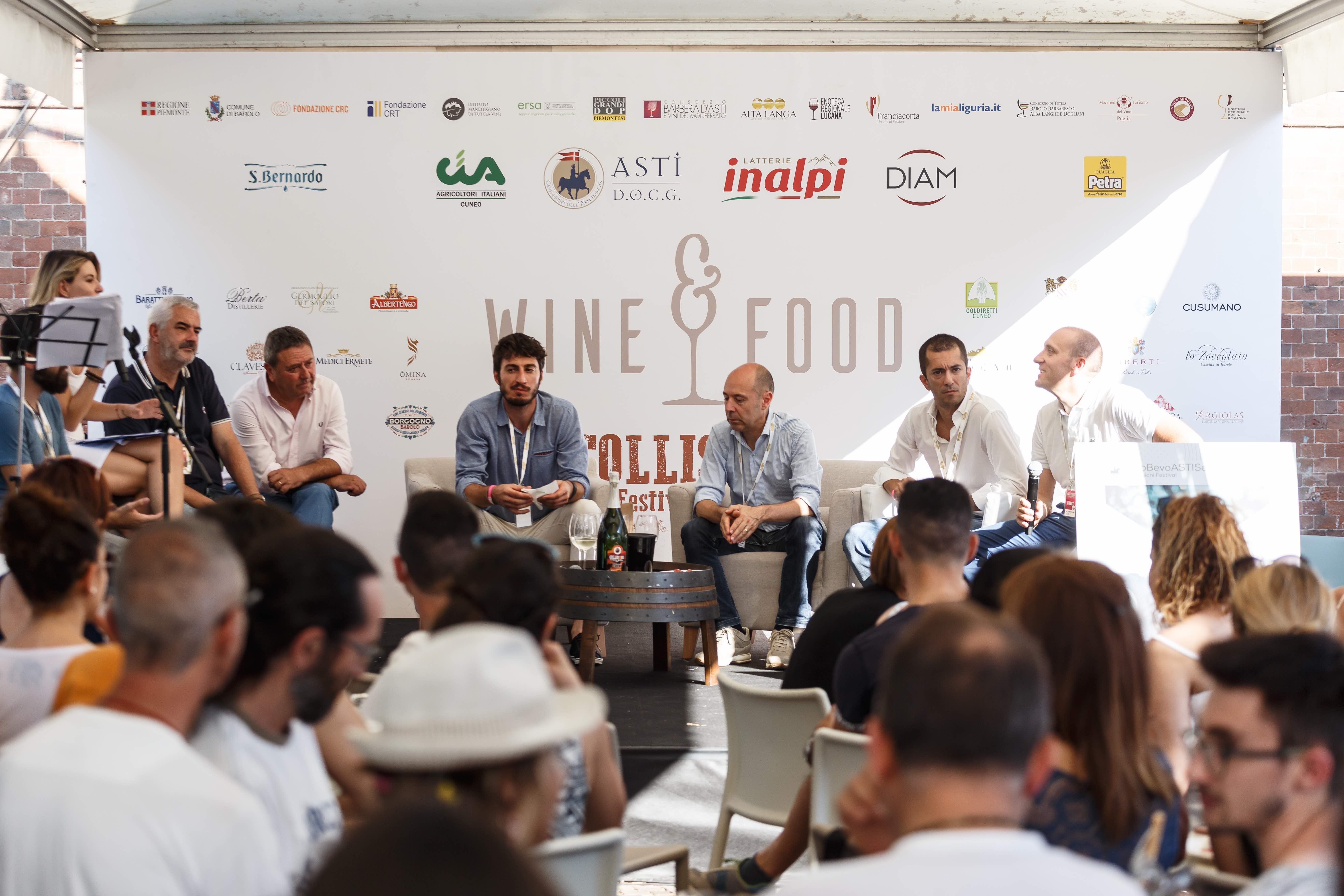 Le eccellenze enogastronomiche d'Italia protagoniste dell'undicesima edizione del Festival agrirock Collisioni a Barolo
