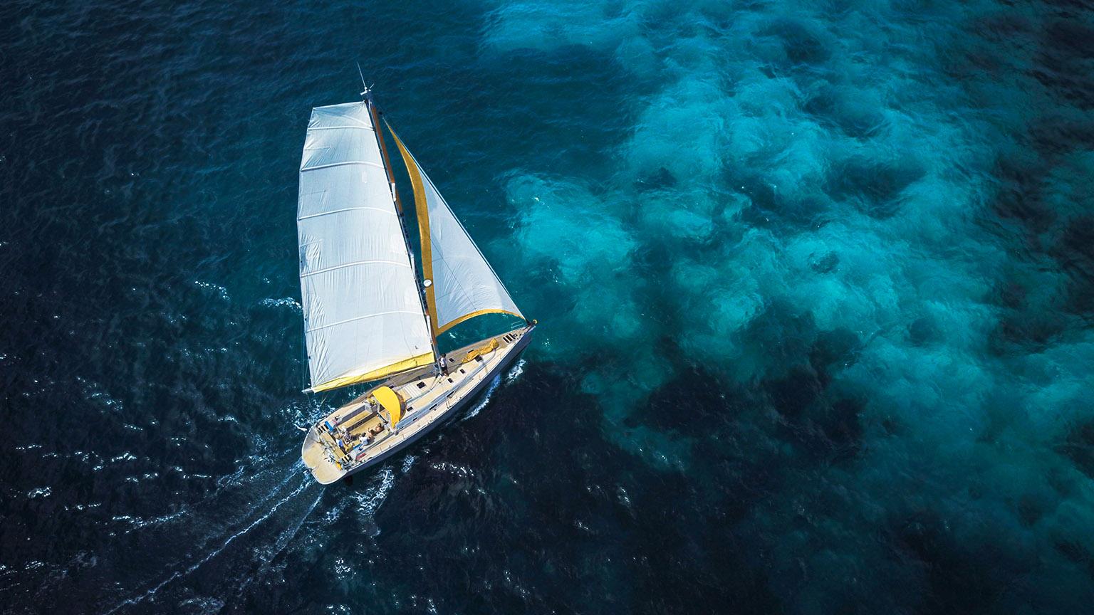 Gite in barca: 10 mete raggiungibili solo via mare
