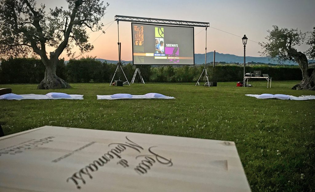 CineMAREMMA 2019 a Rocca di Montemassi