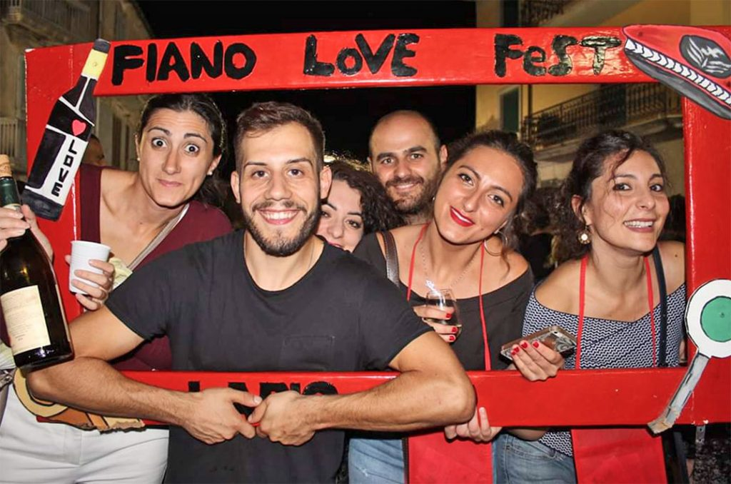 Fiano Love Fest: al via la decima edizioneci