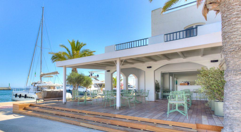 Molocafe ha inaugurato a Formentera