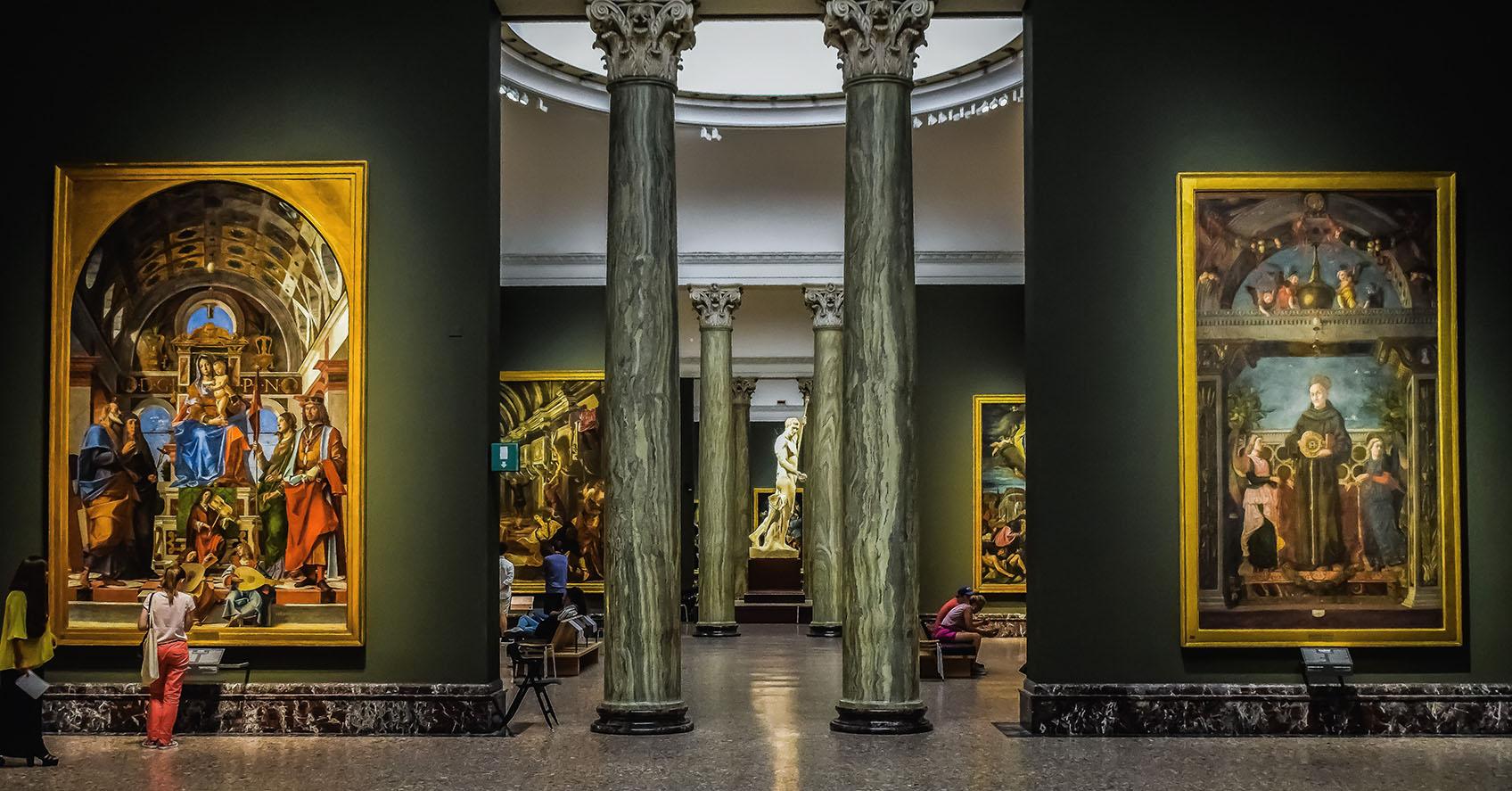 3 città italiane tra le preferite dai viaggiatori per visitare musei