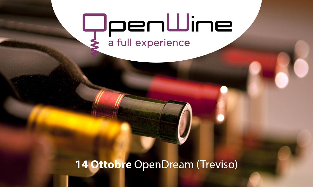 OpenWine Partesa a Treviso