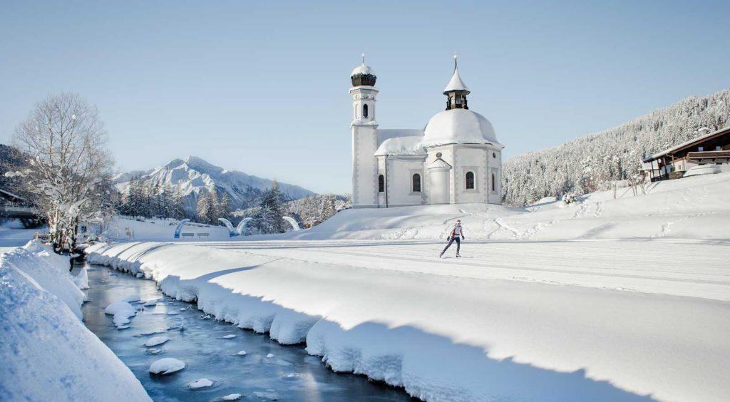 Seefeld in inverno