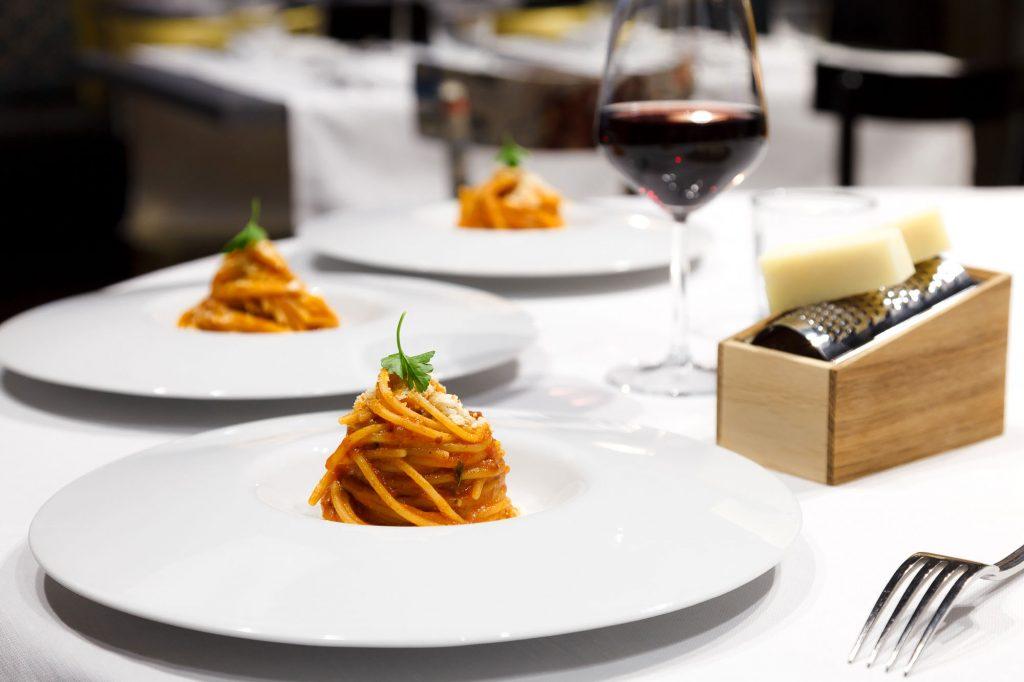 Penne e spaghetti le paste preferite dagli italiani