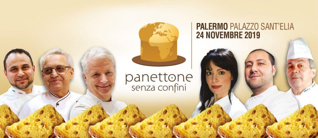 Panettone Senza Confini a Palermo