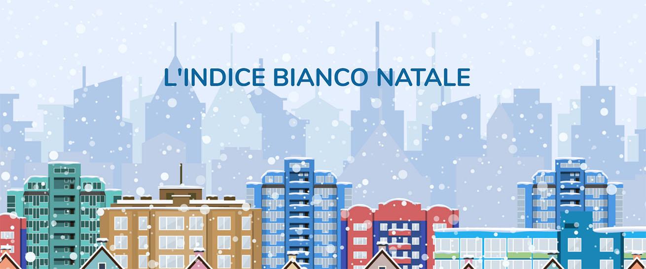 L'indice Bianco Natale