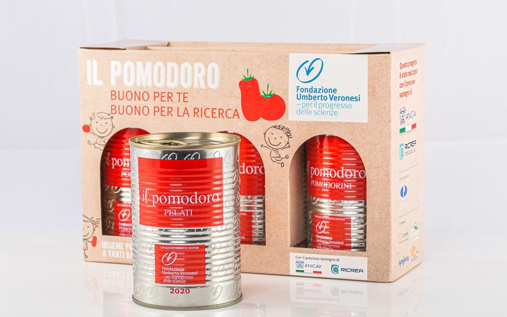 Il Pomodoro buono per te e per la ricerca