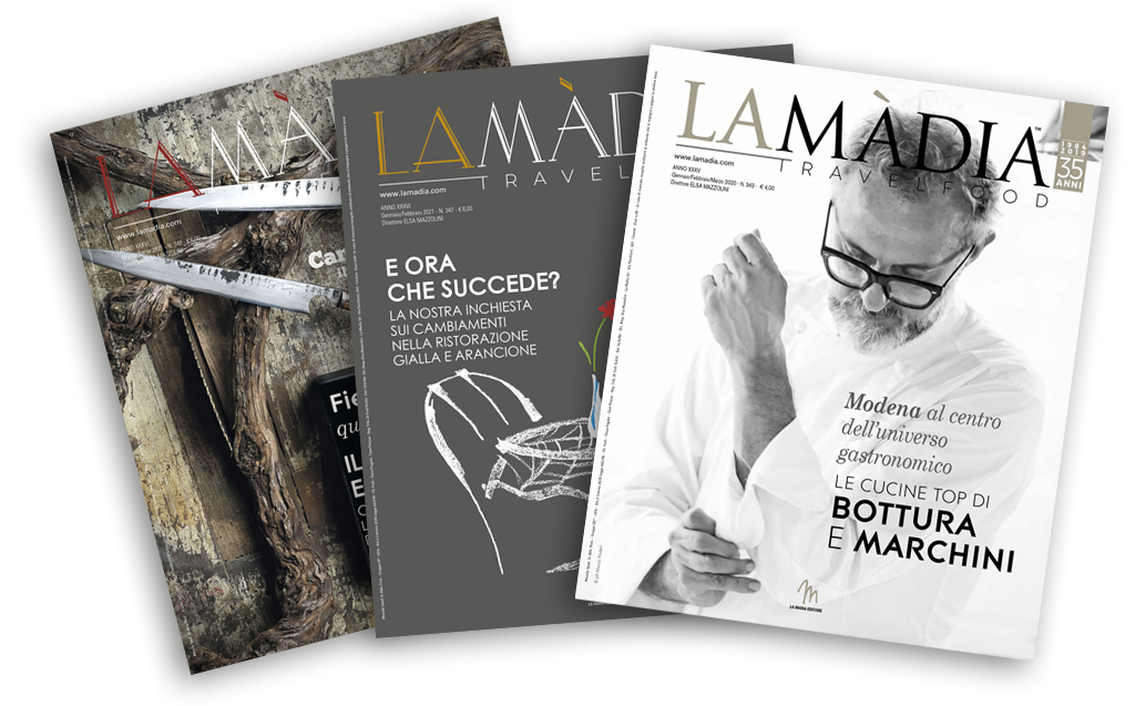 Cover de La Madia Travelfood