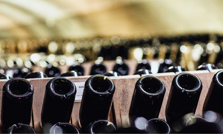 Bottiglie di vino - immagine per l'articolo Il vino che sarà - Vinaria