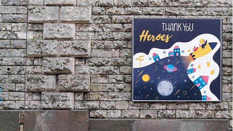 Thank you Heroes - Ifolor - Svizzera