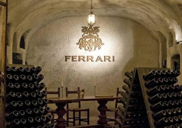 Cantine Ferrari vincono il premio Di padre in figlio