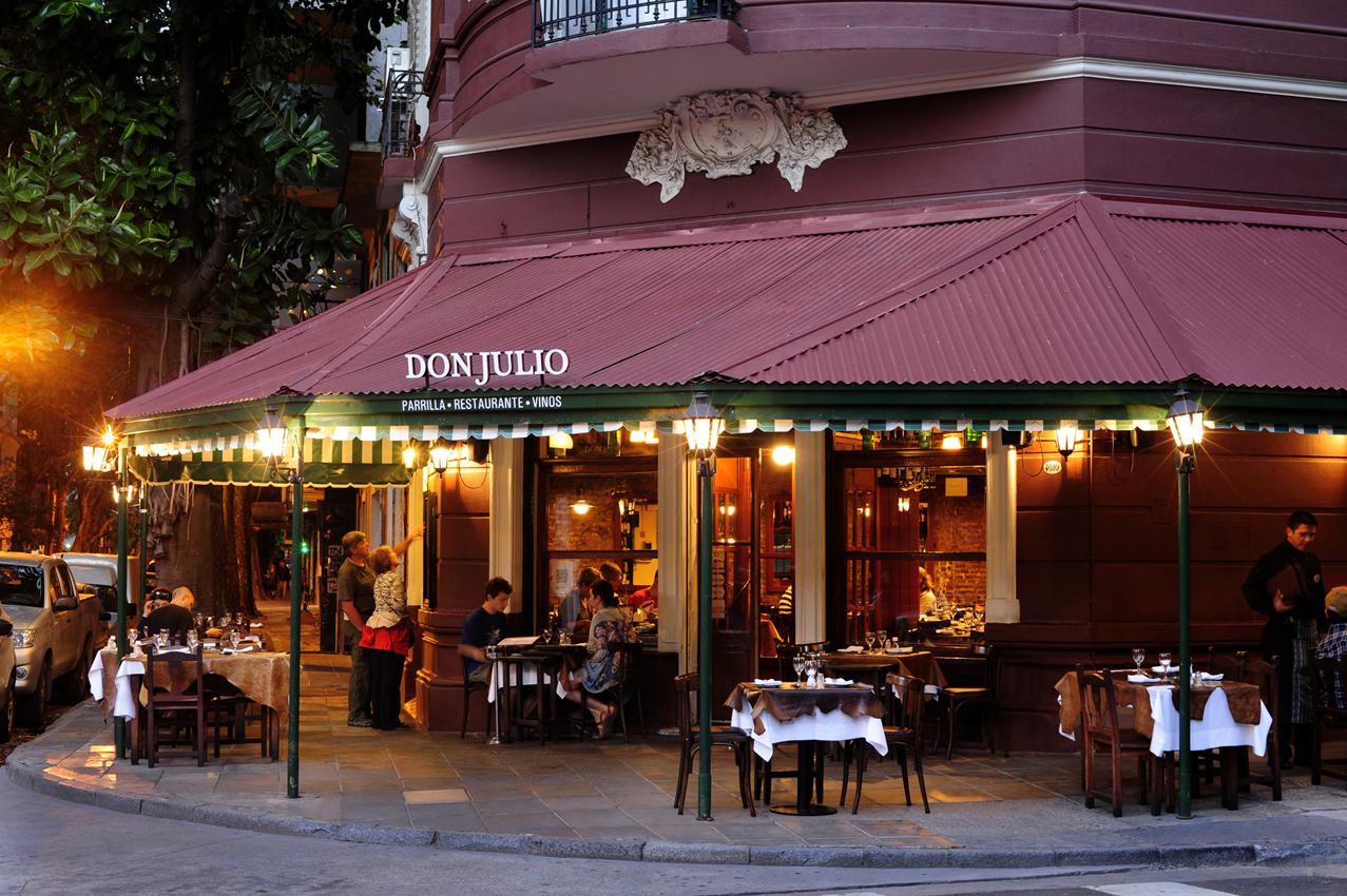 Don Julio - Le dieci migliori Parrillas di Buenos Aires