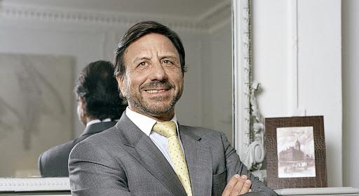 Sir Rocco Forte del gruppo Rocco Forte Hotels