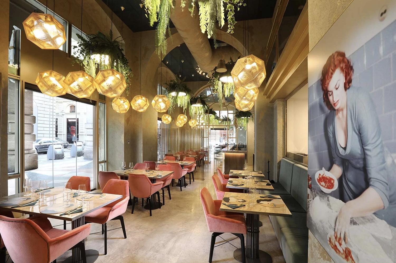 Sophia Loren - Original Italian Food - Nuovo ristorante a Firenze - Cimmino
